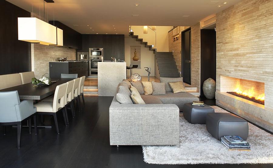 Фото дизайн квартир сша